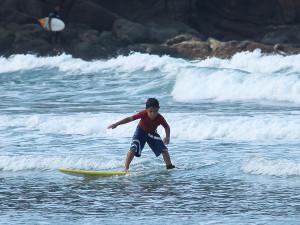 Escola Municipal de Surf completa 20 anos em 2015