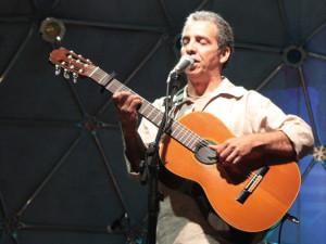 Luis Perequê apresenta-se na abertura da 6ª edição do Festival da Atlântica