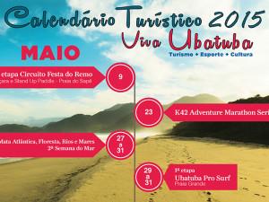 Eventos movimentam mês de maio em Ubatuba