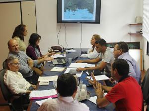 Prefeitura e equipe do Projeto Litoral Sustentável discutem Regularização Fundiária