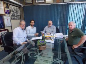 Prefeitura e CNTUR firmam acordo para construção do primeiro Hotel Escola do país