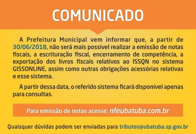 Comunicado_notas_fiscais