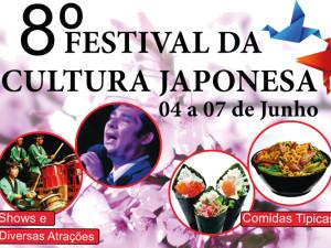 8ª edição do Festival da Cultura Japonesa celebra 120 anos da amizade Brasil e Japão
