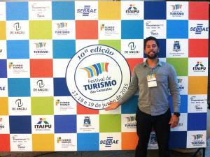 Prefeitura apresenta destino Ubatuba em feira de turismo no Paraná