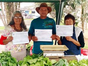 Feira de Orgânicos cria rede de consumo solidário em Ubatuba