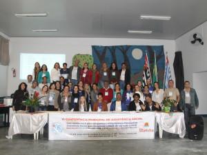Veja como foi a VI Conferência Municipal de Assistência Social de Ubatuba