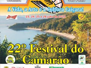 22º Festival do Camarão começa nesta quinta-feira na praia da Almada