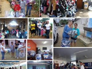 Fundo Social de Solidariedade comemora sucesso da Campanha do Agasalho 2015