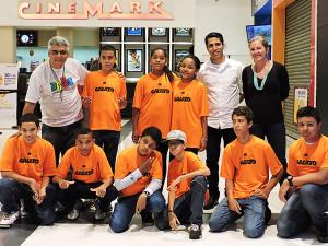 Adolescentes do projeto Gaiato faturam primeiro lugar no Festival Curta no Celular