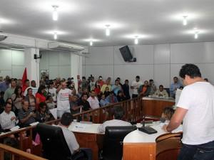 Nota de esclarecimento – Sessão da Câmara Municipal de Ubatuba em 11 de agosto de 2015