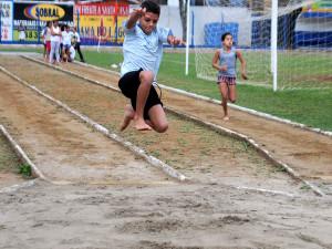 Jogos Recreativos agitam a semana de alunos de escolas de Ubatuba