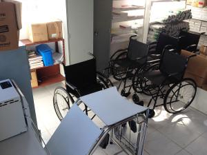 Prefeitura entrega novos equipamentos para os postos de saúde