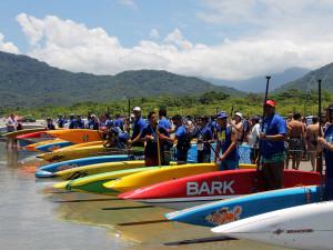 Circuito Brasileiro de Stand Up Paddle desembarca na costa sul de Ubatuba