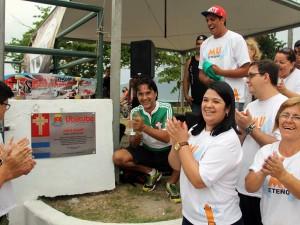 Prefeitura, AUSK e vereadora Daniele celebram Dia do Skate e inauguram homenagem