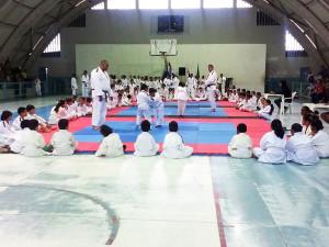 Torneio celebra sucesso do projeto de contra-turno Aprendiz de Samurai