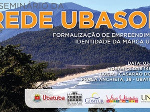 1º Seminário da Rede Ubasol promove Economia Solidária