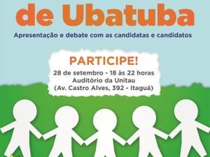 Debate com candidatos ao Conselho Tutelar acontece nesta segunda-feira