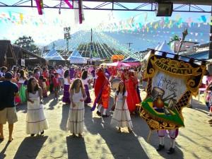 10º Festival de Cultura Popular Caiçarada continua com exposição sobre folclore