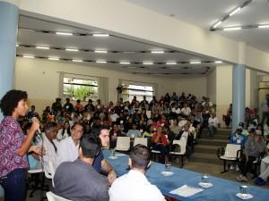 Jovens participam ativamente da 2ª Conferência Municipal da Juventude