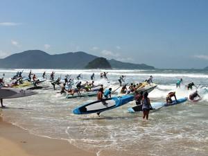 Circuito Brasileiro de Stand Up Paddle valoriza e movimenta região sul de Ubatuba
