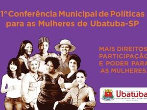 I Conferência de Políticas para as Mulheres acontece no dia 10 de setembro