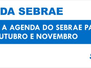 Agenda Sebrae