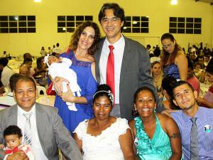Prefeitura realiza primeiro casamento comunitário de Ubatuba