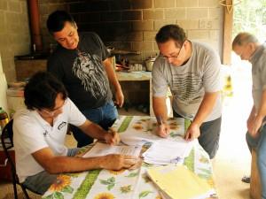 Sesmaria do Sertão do Ubatumirim recebe extensão de energia elétrica