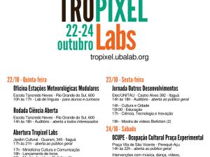 Começa hoje com apoio da Prefeitura a 4ª edição do Tropixel em Ubatuba