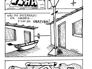 Participantes da oficina de quadrinhos na Biblioteca de Ubatuba compartilham aprendizados