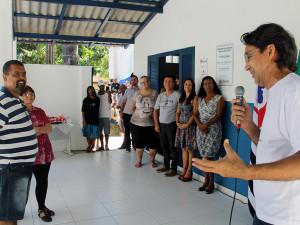 Prefeitura entrega mais uma Unidade Básica de Saúde reformada