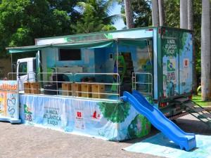 Projeto A Mata Atlântica é aqui promove cultura e defesa do meio ambiente em Ubatuba