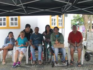 Evento no Calçadão celebrou Dia Internacional da Pessoa com Deficiência