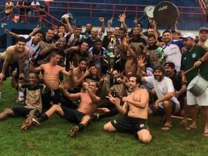 Itaguá é campeão do Campeonato Ubatubense Amador de Futebol