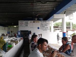 Termina nesta segunda, 29 de fevereiro, prazo para cadastro de interessados em comercializar no Mercado de Peixe