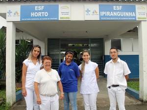 P.A. Ipiranguinha é alternativa para atendimento de emergência