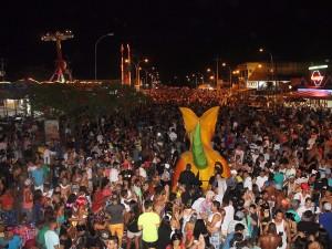 Ubatuba comemora bom movimento no Carnaval