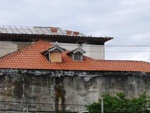 Técnicas milenares são utilizadas no restauro do Sobradão do Porto de Ubatuba
