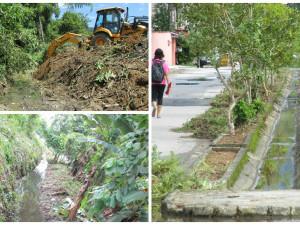 Prefeitura de Ubatuba intensifica limpeza de valas para evitar alagamentos