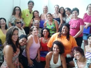 Energia e alegria marcam posse do Conselho Municipal dos Direitos das Mulheres