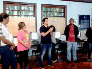 Biblioteca de Ubatuba ganha centro de inclusão digital
