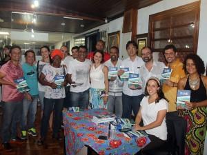 Confira a galeria de fotos do lançamento do livro 'Direito das comunidades tradicionais caiçaras'