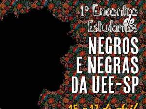 União Estadual dos Estudantes organiza encontro de negros e negras na Caçandoca