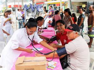 Prefeitura de Ubatuba promove ação de combate à hipertensão