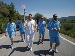 Hostels ubatubenses comemoram chegada das Olimpíadas no Brasil