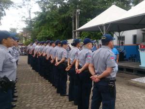 Guarda Civil Municipal celebra 21 anos com solenidade e sede reformada