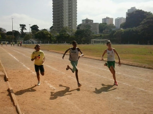Equipe de Atletismo de Ubatuba é destaque nos Jogos da Juventude em Pinda