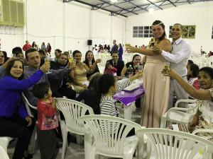 Casamento Comunitário celebra união de 77 famílias ubatubenses