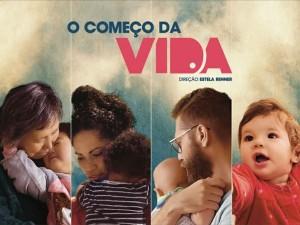 Secretaria de Saúde convida para exibição do filme O Começo da Vida