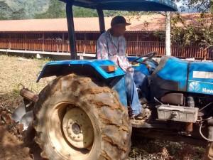 Horta comunitária na Aldeia Renascer conta com apoio da Prefeitura
